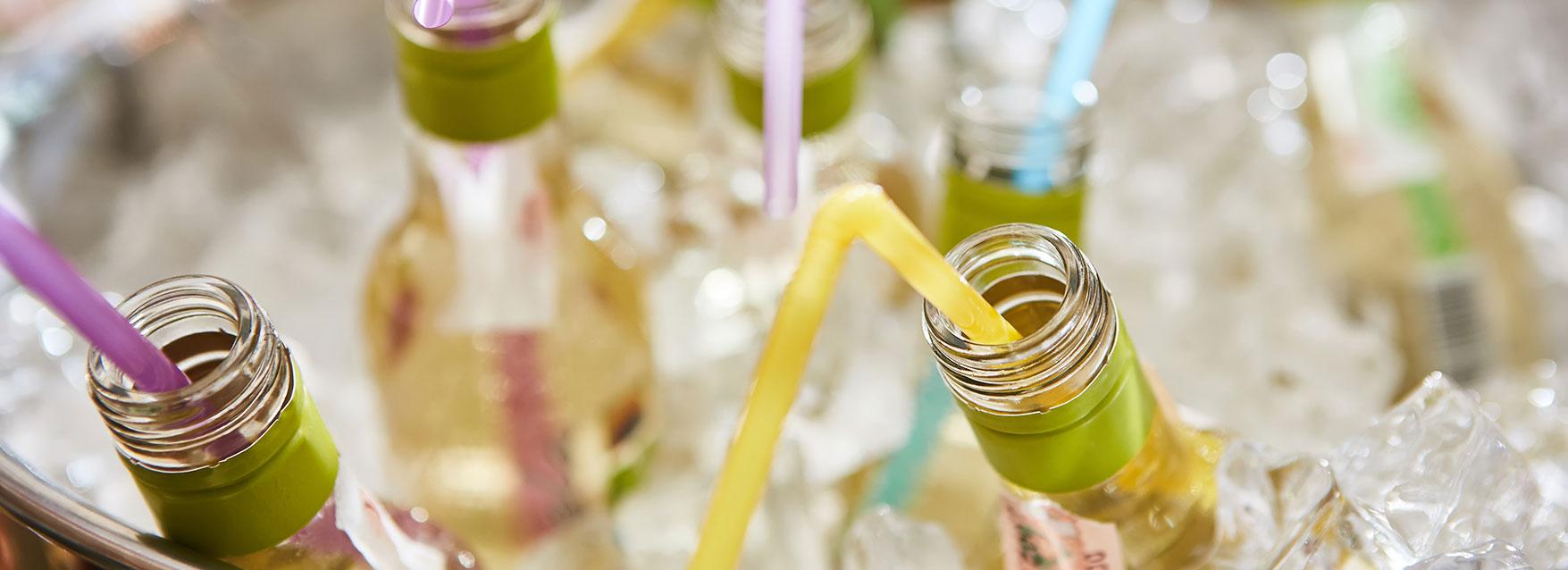 Getränke-Heimservice